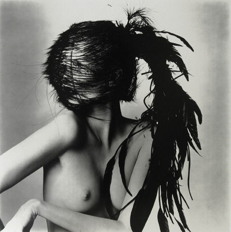 Thinking of Irving Penn