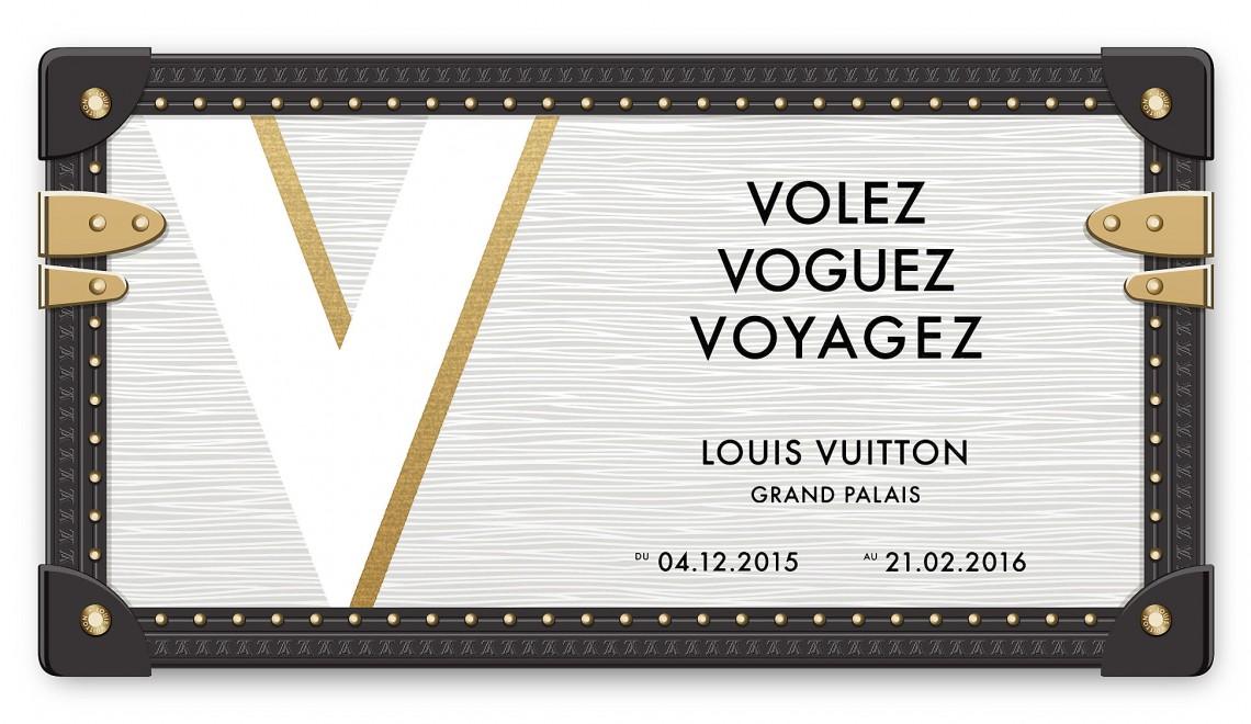 Volez, Vogues, Voyagez by Louis Vuitton
