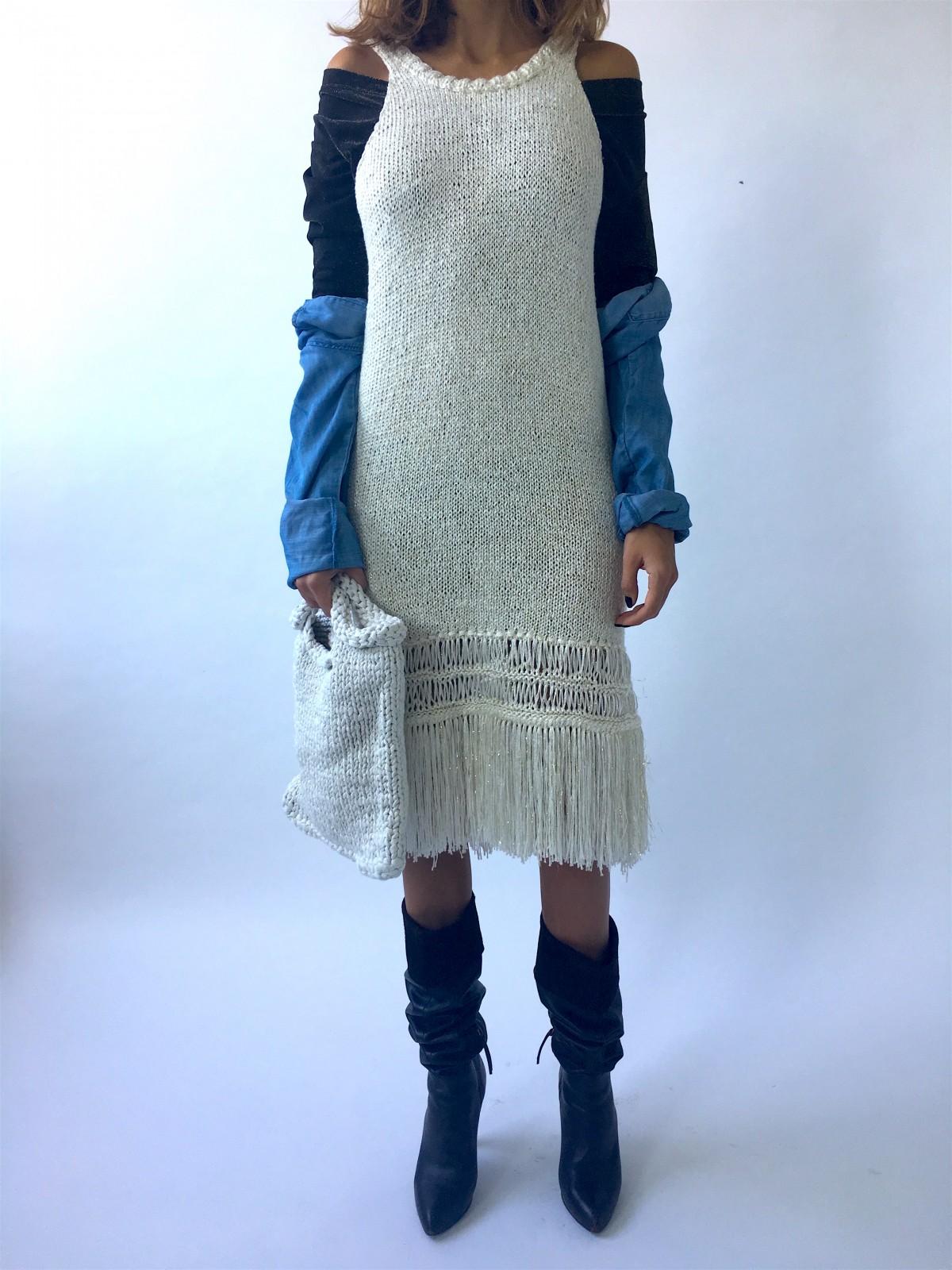L'inconnue Fall 2016-2017, rochia Maria