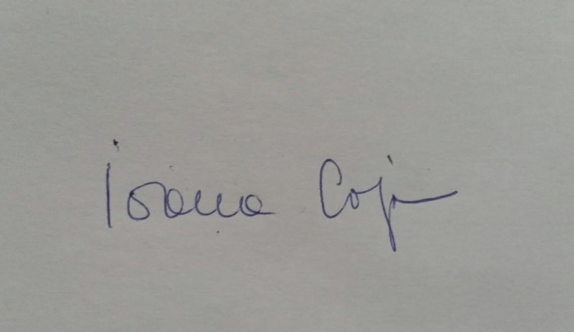 Questionnaire de Proust revizuit și corectat de Ioana Coja