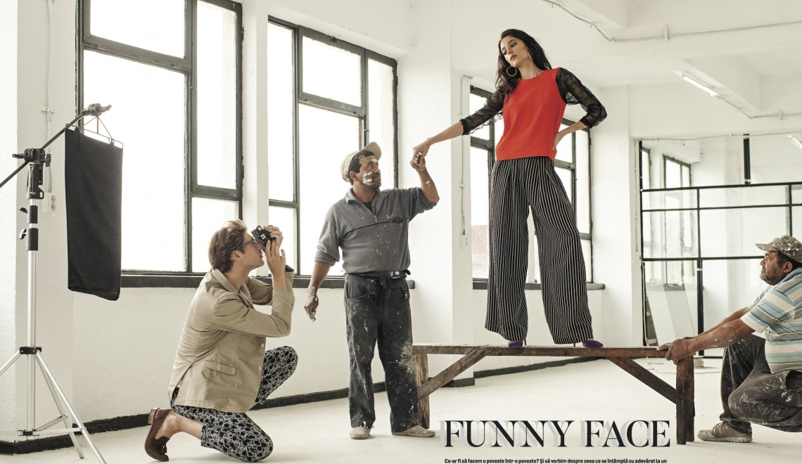"Forbes Life June 2017 ""Funny Face"""