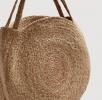 Geantă sac din iută, Mango, 159,90 Ron
