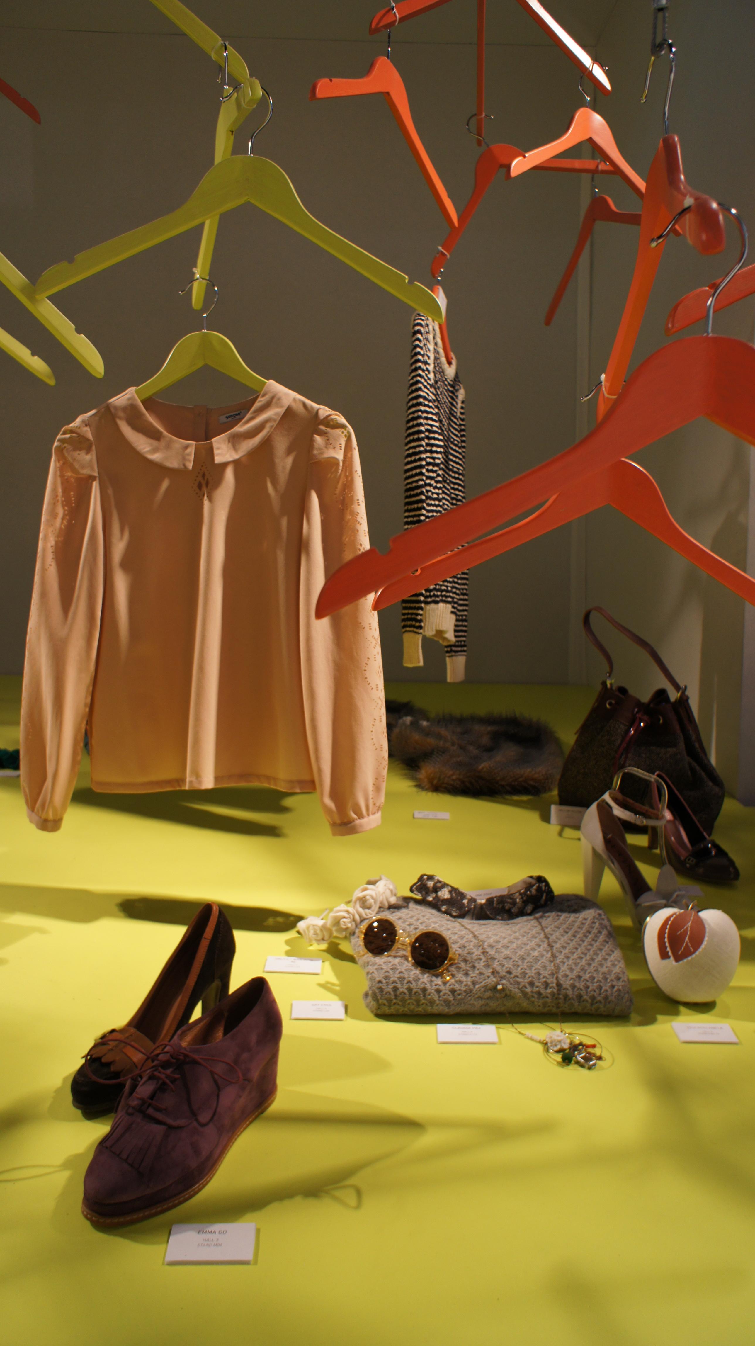 Who's Next fair Paris — trends autumn winter 2012/2013