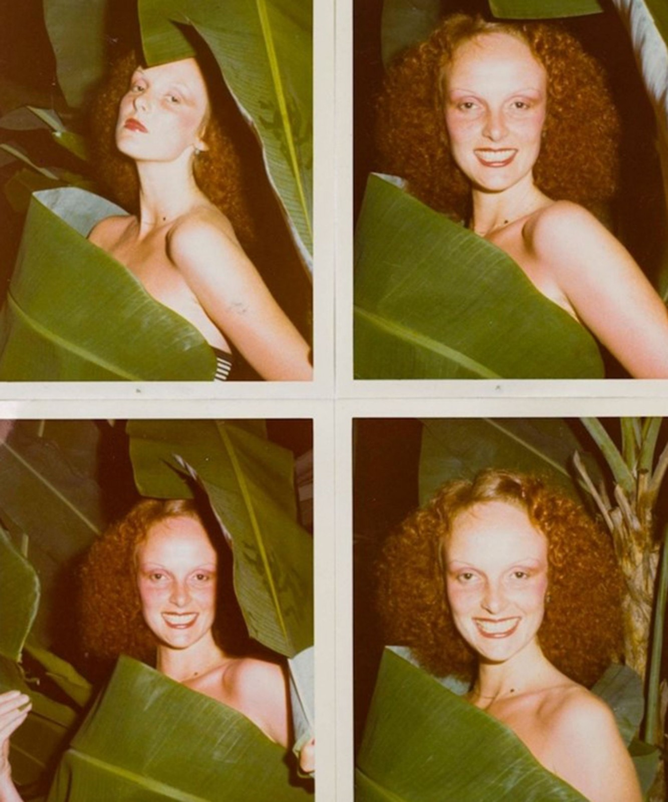 Grace Coddington, Jamaica 1974