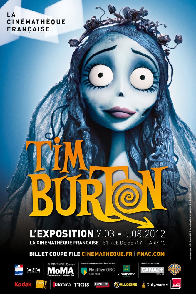 Tim Burton – fascinatia copilariei