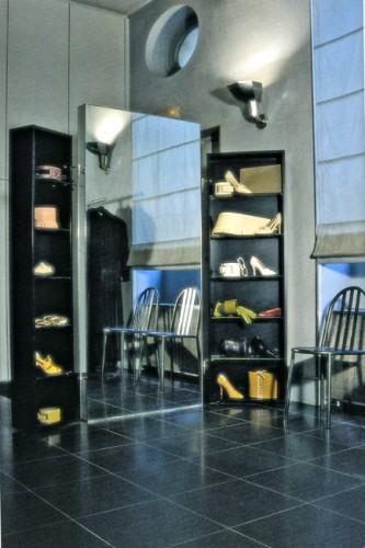 Azzedine Alaïa's store