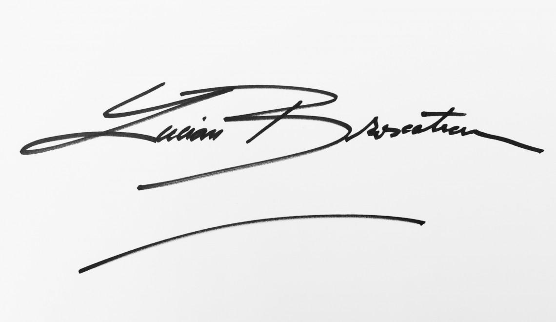Chestionarul lui Proust revizuit și corectat de Lucian Broscățean
