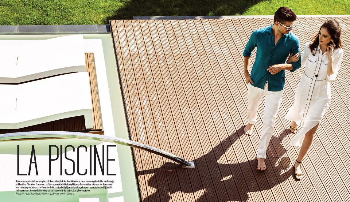 Forbes Life July/August La Piscine