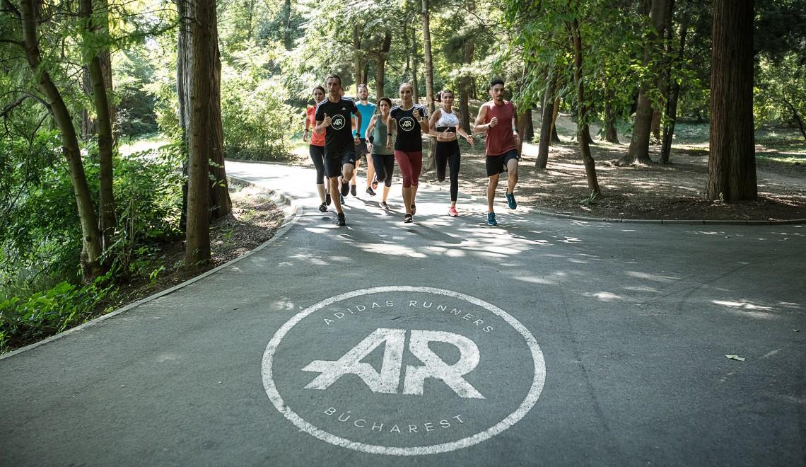 adidas Runners Bucharest