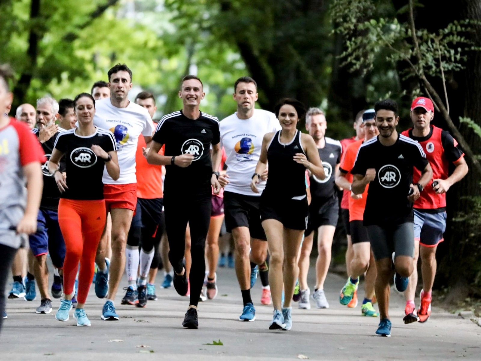 adidas Runners alergare din 6 septembrie 2017
