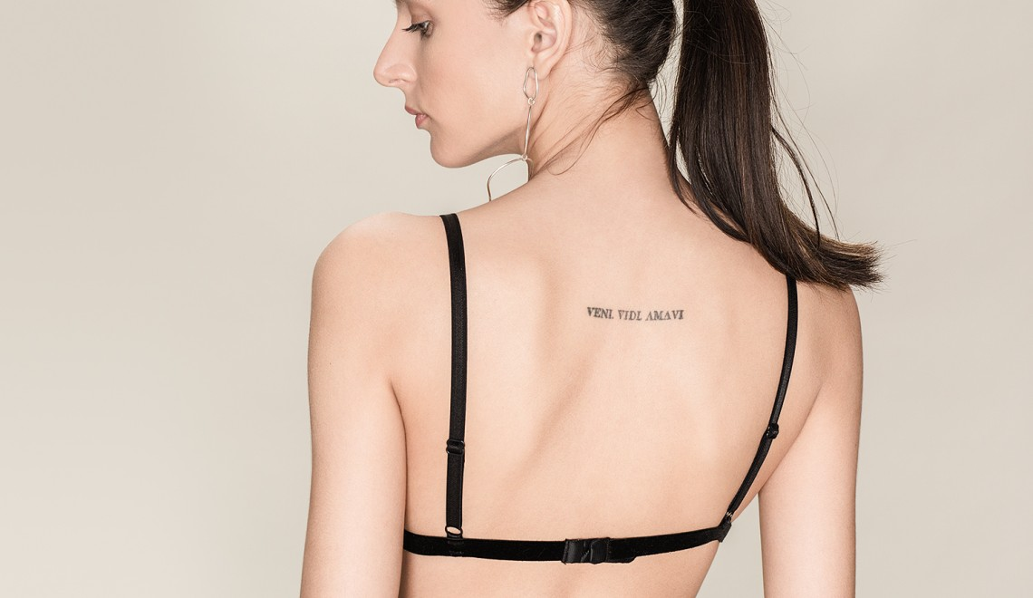 Eden lingerie – Christmas collection 2017