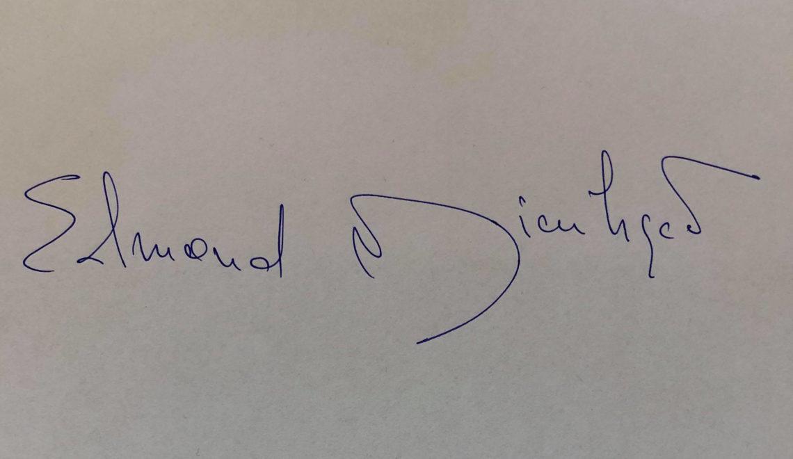 Chestionarul lui Proust revizuit și corectat de Edmond Niculușcă