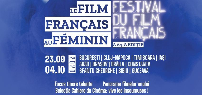 Festivalul Filmului Francez 2020 – le film français au féminin
