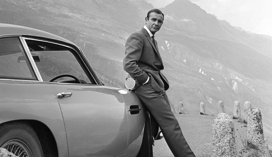 Sean Connery – la revedere domnule Bond!