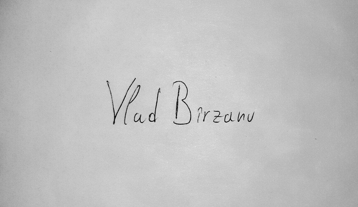 Chestionarul lui Proust revizuit și corectat de Vlad Bîrzanu