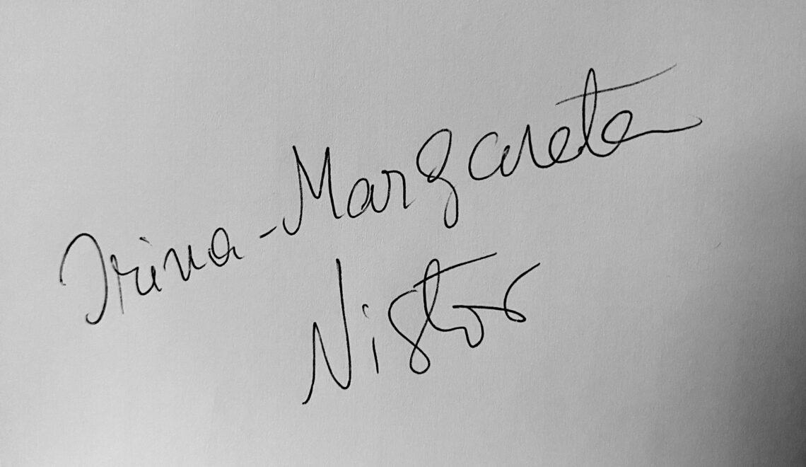 Chestionarul lui Proust revizuit și corectat de Irina-Margareta Nistor